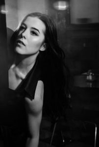 Johanna Wernmo, fotograaf: Jens Fricke